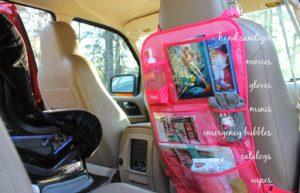 Car Activity Bag
